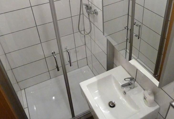 Rhönbude - Bad Dusche WC