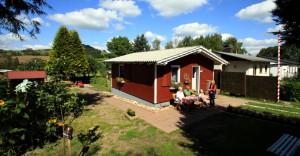 Rhönbude - Garten 1