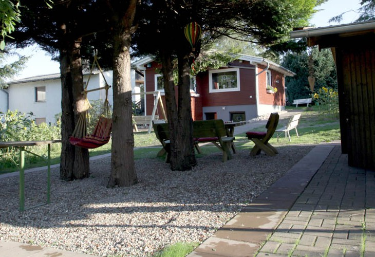 Rhönbude - Garten 3