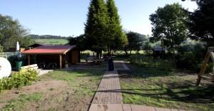 Rhönbude - Garten 5