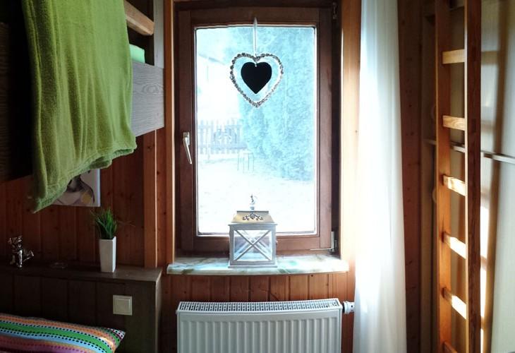 Rhönbude - Kinderschlafzimmer