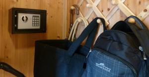 Rhönbude - Kinderschlafzimmer Safe Wanderrucksack Tasche