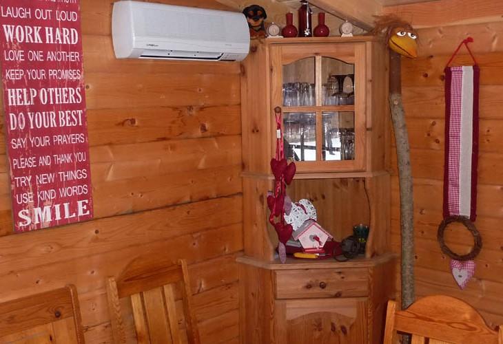 Rhönbude - Partyhütte 3