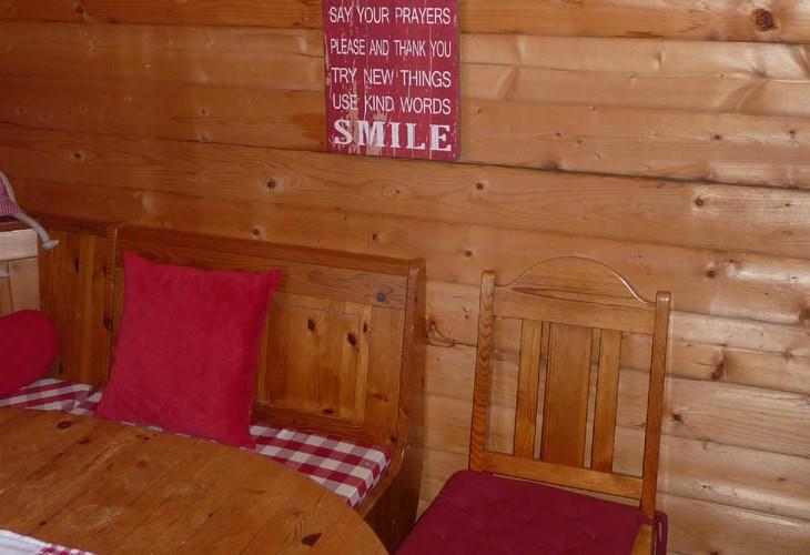 Rhönbude - Partyhütte 4
