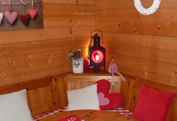 Rhönbude - Partyhütte 5