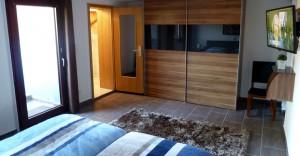 Rhönbude - Schlafzimmer 4